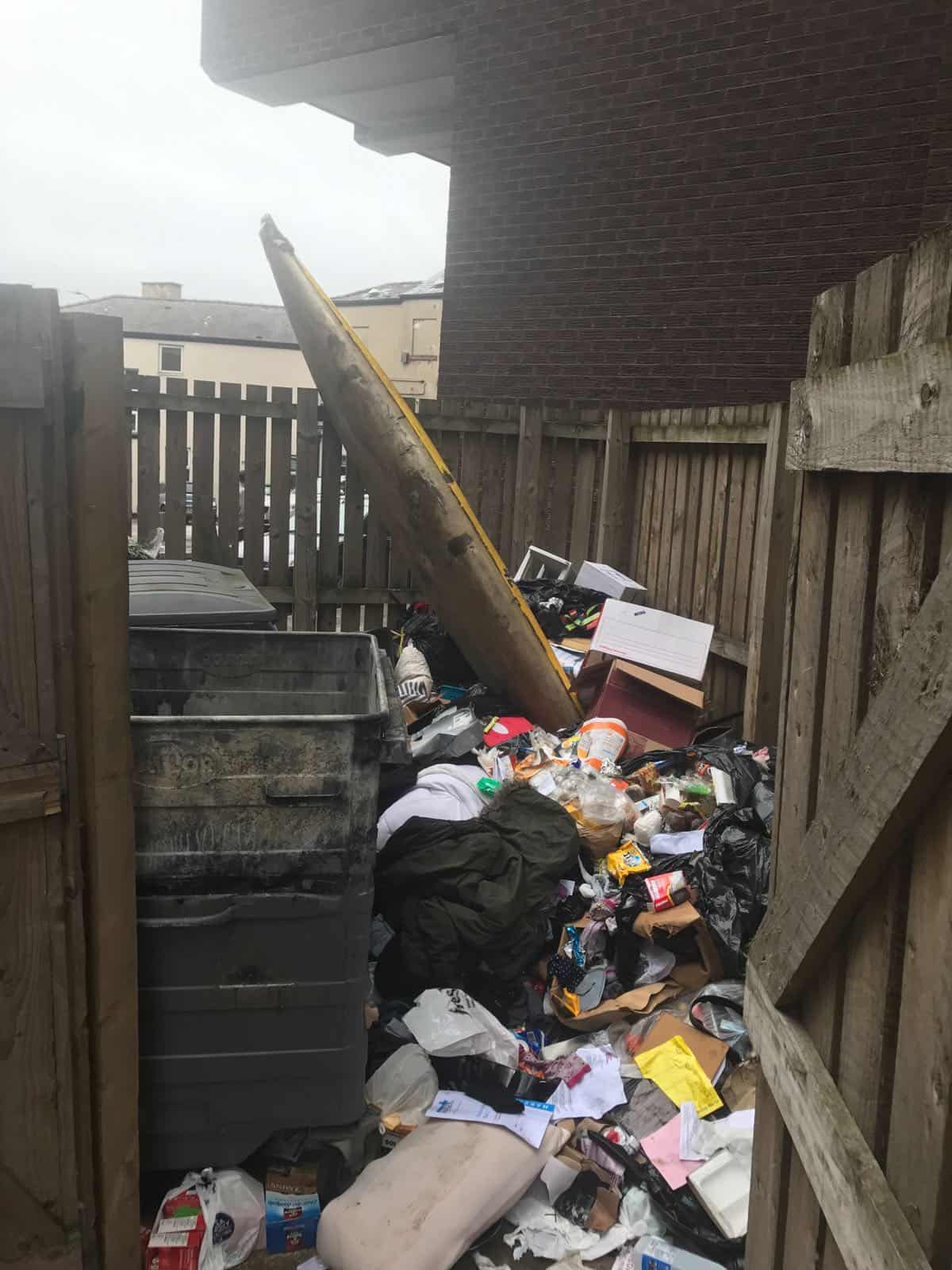 commercial-waste-Sheffield-before