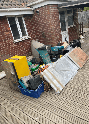 house-clearance-Sheffield-before